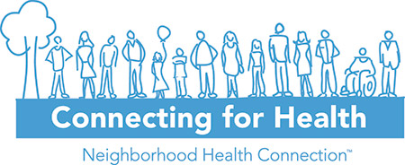 Connecting for health logo