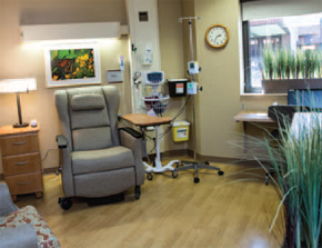 vpci buffalo patient room