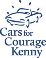 Cars for Courage Kenny graphic