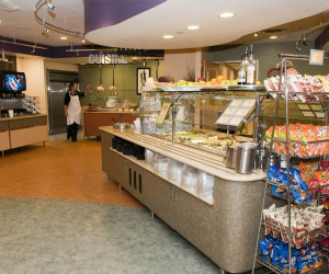 Food And Accommodations Mercy Hospital