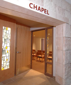 New Ulm Medical Center Chapel
