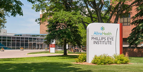 Phillips-Eye-Institute-building