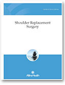 shoulder replacement surgery cover