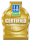Certified Primary Stroke Center graphic
