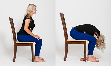 6 chair yoga poses for home or work  5 benefits of seated