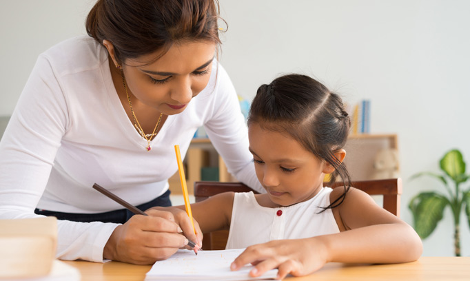 importance of teaching handwriting to children 533669253 682x408