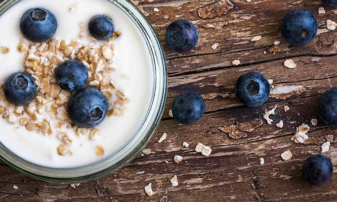 Five delicious health tips - probiotics