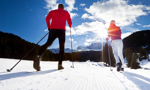 returning to cross country skiing after an injury 682x408
