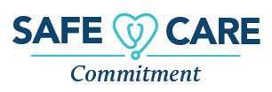 our safe care commitment icon cropped